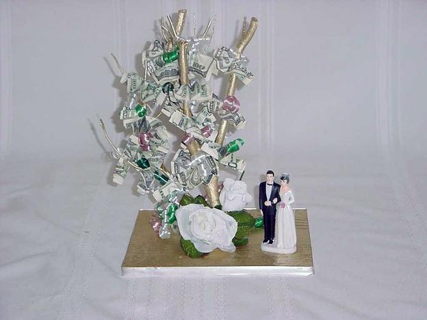 Money tree gift for teacher